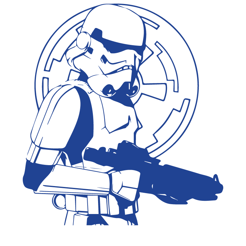 Star wars vector free. Shooting drawing stormtrooper png freeuse stock