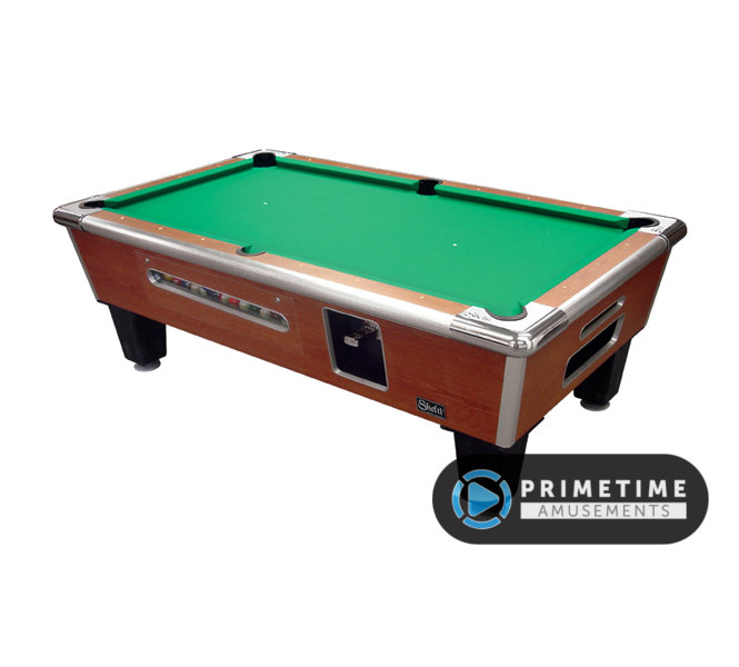 Shooting pool png. Bayside coin op table