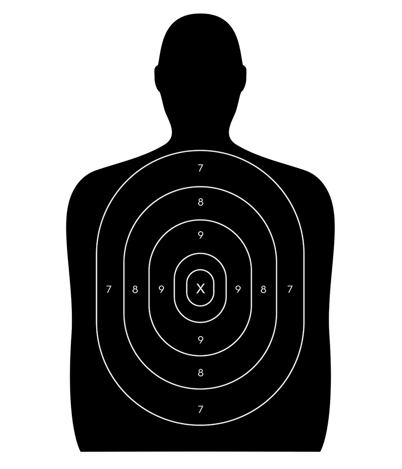 Shooting target png. Picture arts
