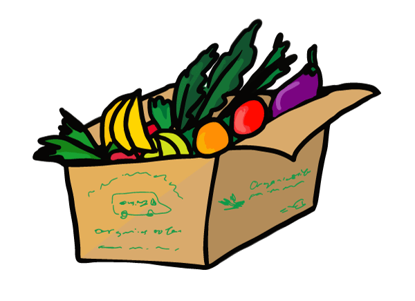Veggies clipart organic vegetable. Organics to you meat
