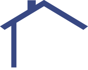 Shop vector roof. House clip art at