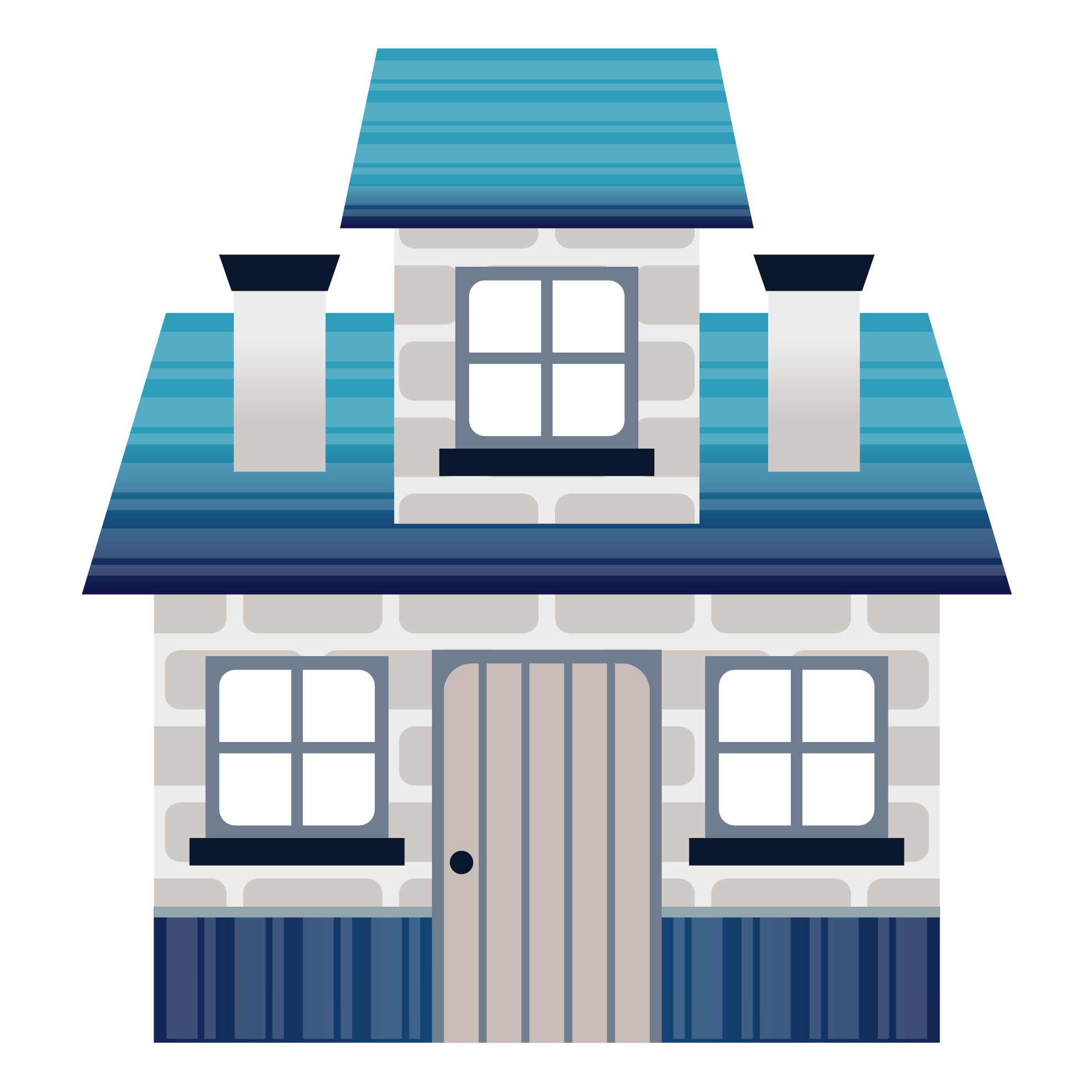 Homes vector abstract. Free house download clip