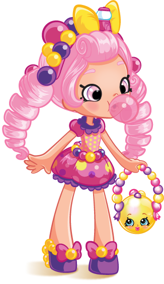 Image result for pinte. Shopkins shoppies png svg transparent library