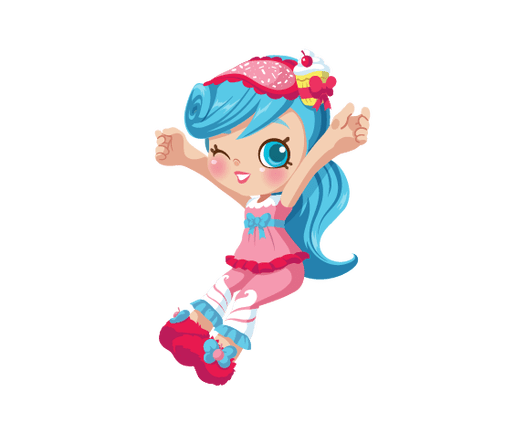 Shopkin drawing character. Shopkins happy places characters