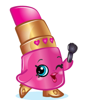 Drawing shopkins lipstick. Official site pinterest