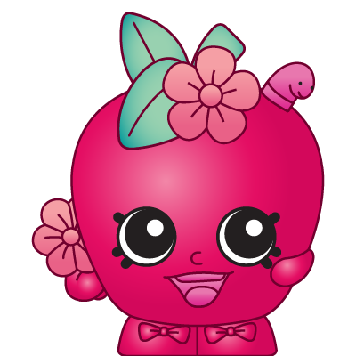 Shopkins apple png. Collector s tool