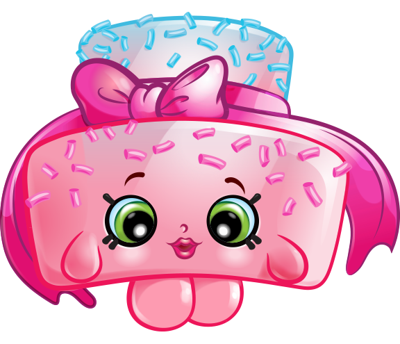 Shopkins cake png. Free icons and backgrounds