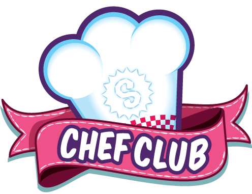 Shopkins flags png. Chef club logo clipart