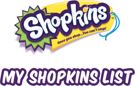 Shopkins logo png. Collector s tool