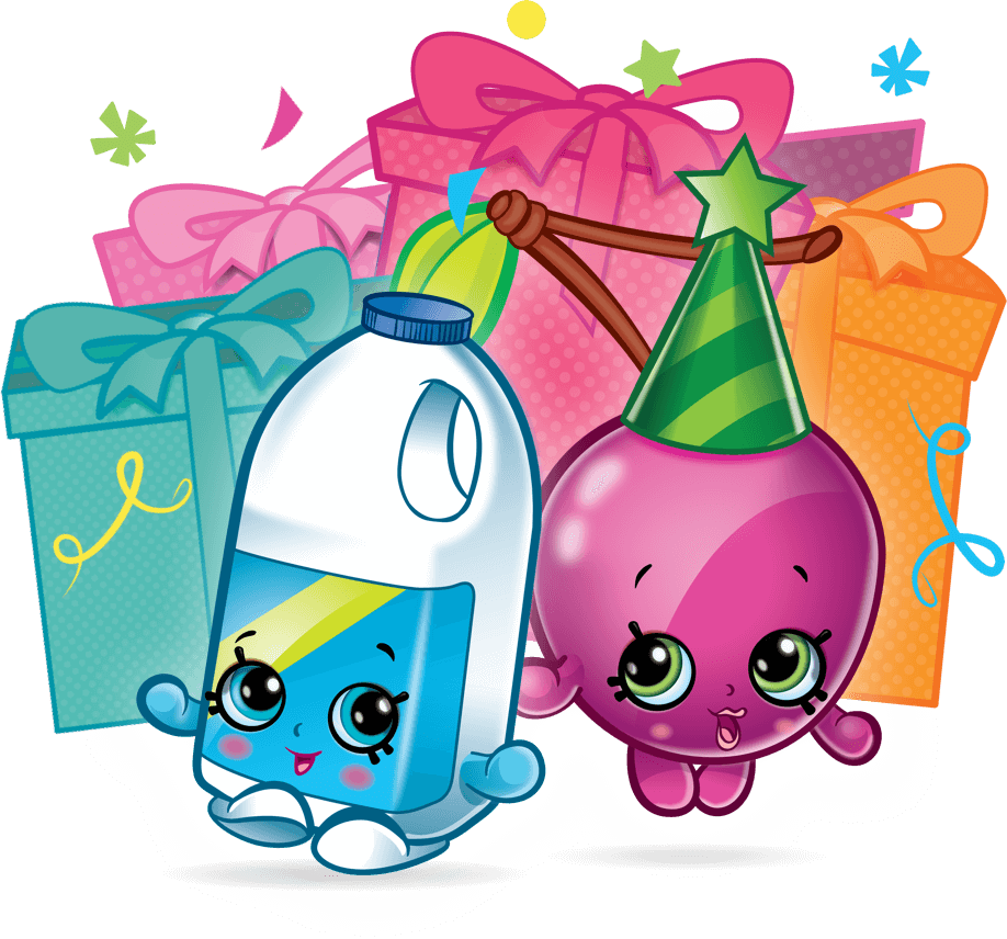 Shopkins party png. Birthday cake clip art