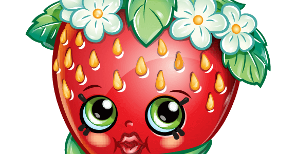 Shopkins strawberry png. Kiss free printables pinterest