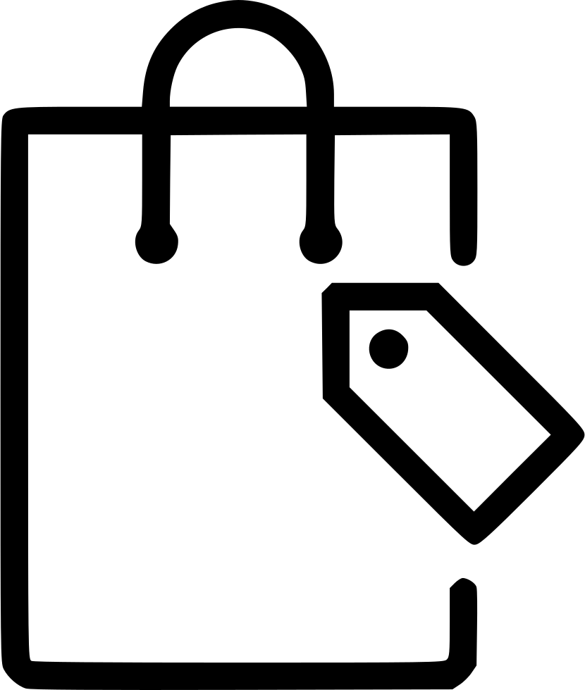 Shopping bag icon png. Tag svg free download