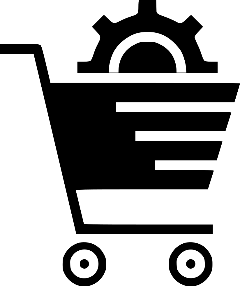 Shopping cart free png avatar. E commerce services solution