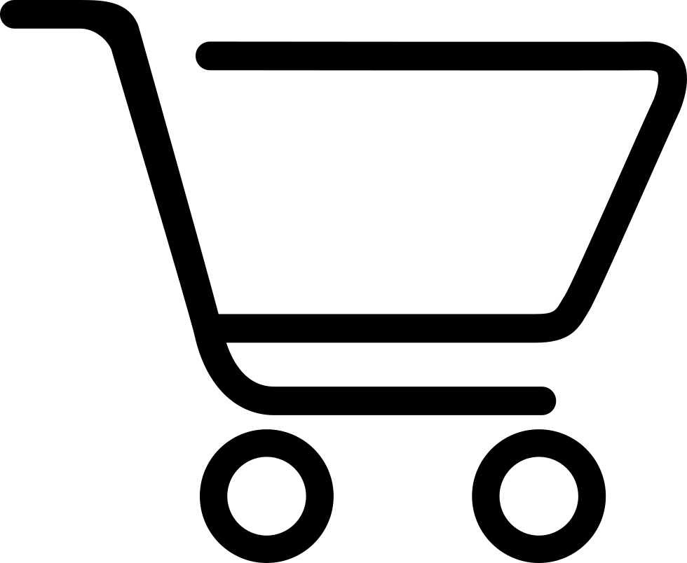 shopping cart icons png