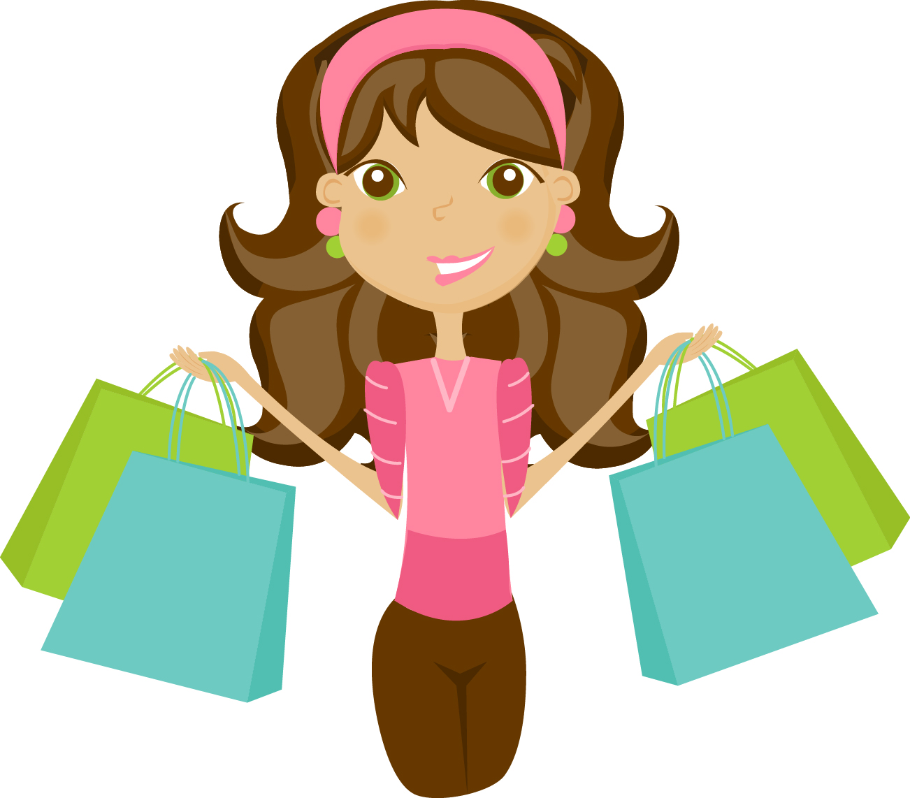 Shopping clipart.