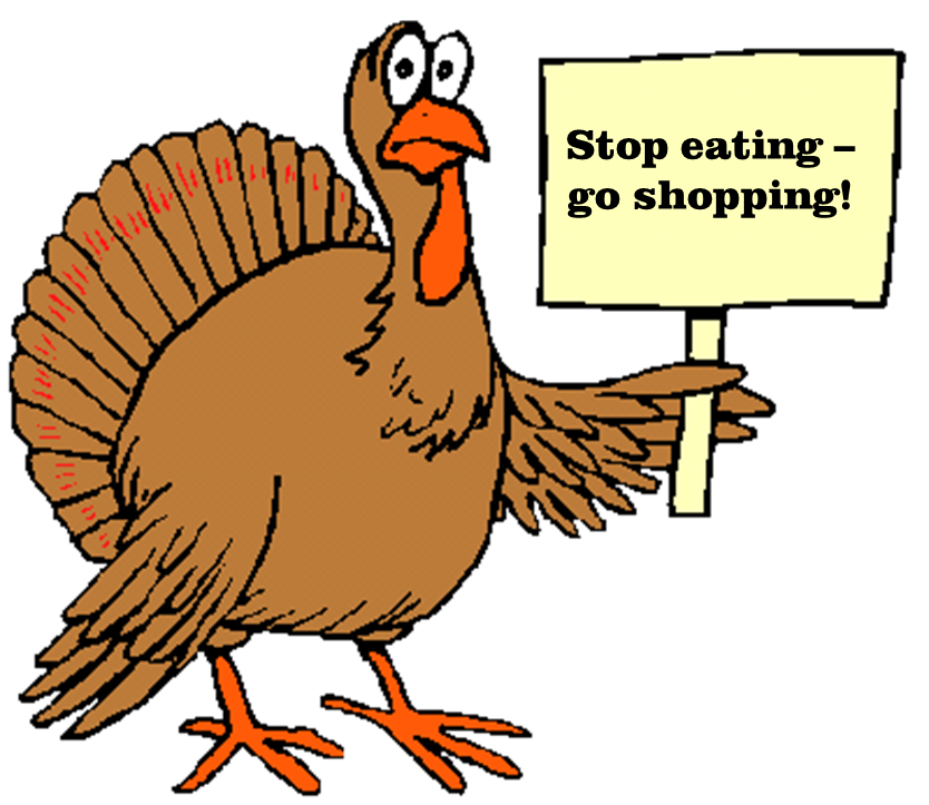 Shopping clipart thanksgiving. Happy enterra solutions clip