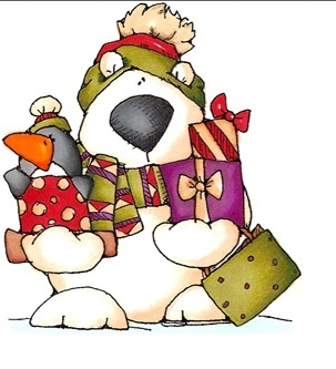 Shopping clipart xmas. Best christmas images
