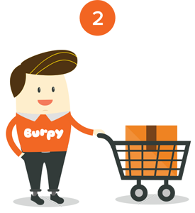 Groceries vector grocery delivery. Clipart customer shopping