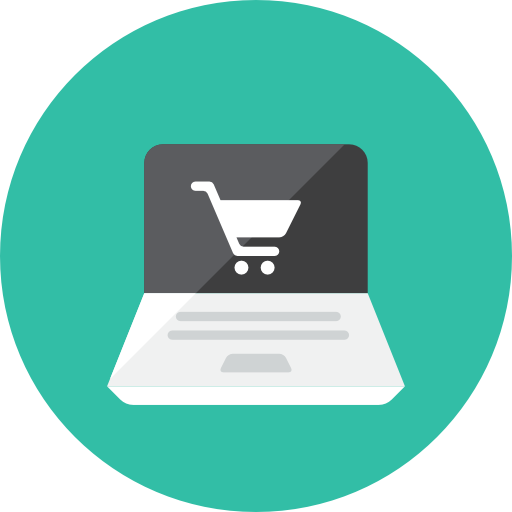 Shopping transparent internet. Free icon icons and