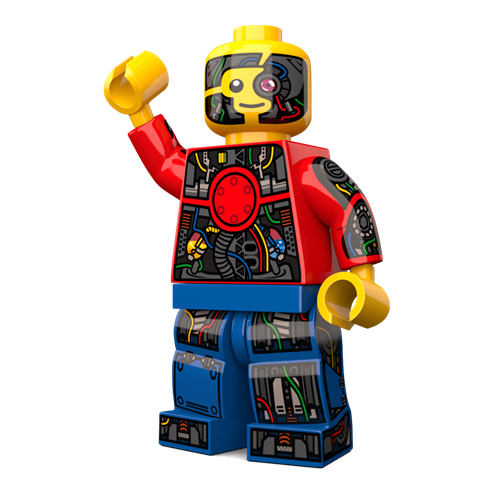 Short circuit png. Custom lego minifigure