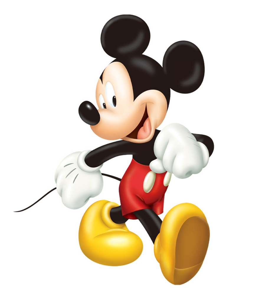 Photoshop animated png. Mickey mouse images free