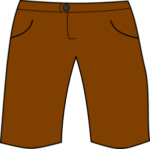 Download shorts free png. Short clipart short pants picture black and white download