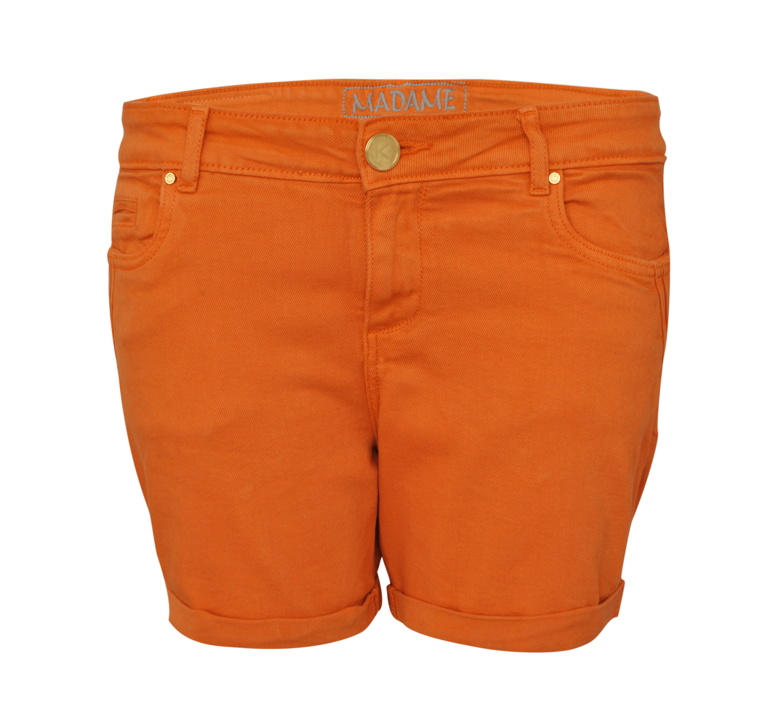 Pants transparent orange. Short pant png stickpng
