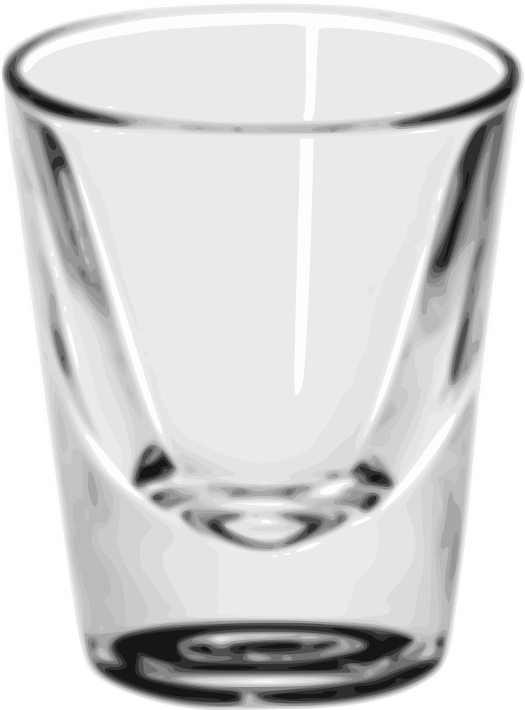 full shot glass png