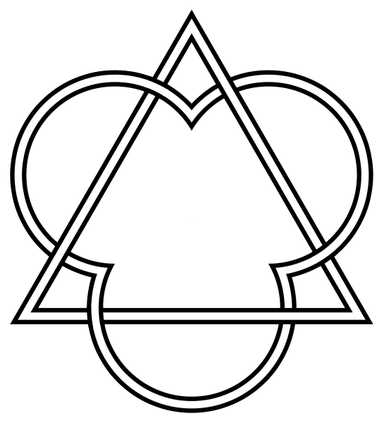 Should png files be interlaced. File trefoil architectural equilateral