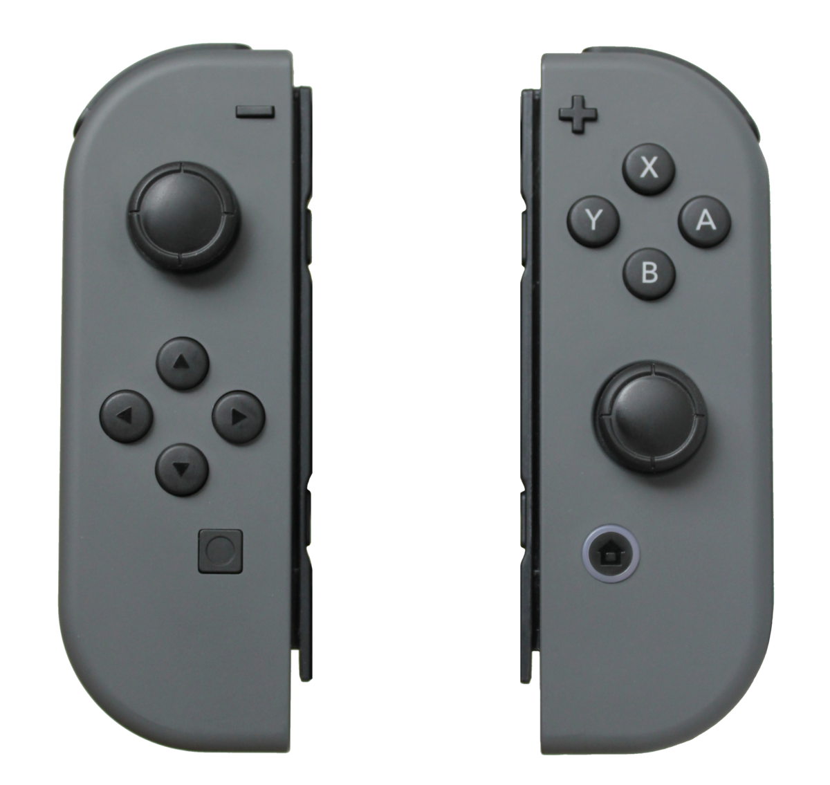 Shoulder buttons png. Joy con wikipedia