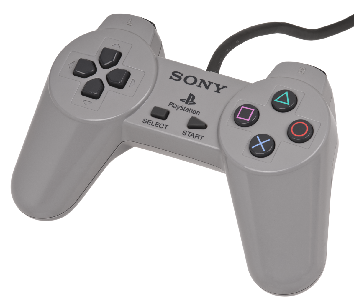 Shoulder buttons png. Playstation controller wikipedia