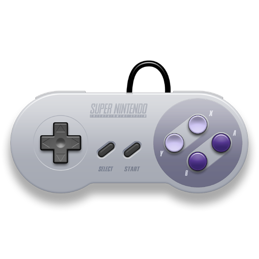Snes png icon. Add support for other