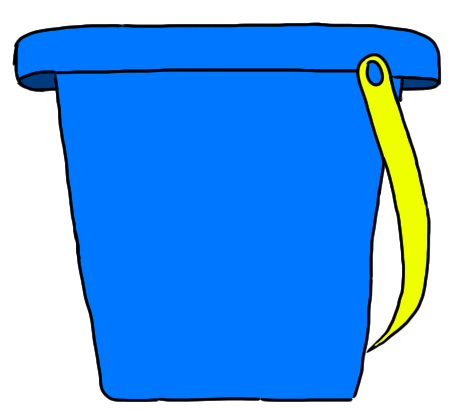 At getdrawings com free. Bucket clipart clip art transparent library