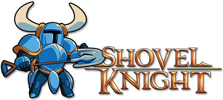 Shovel knight logo png. Game of the
