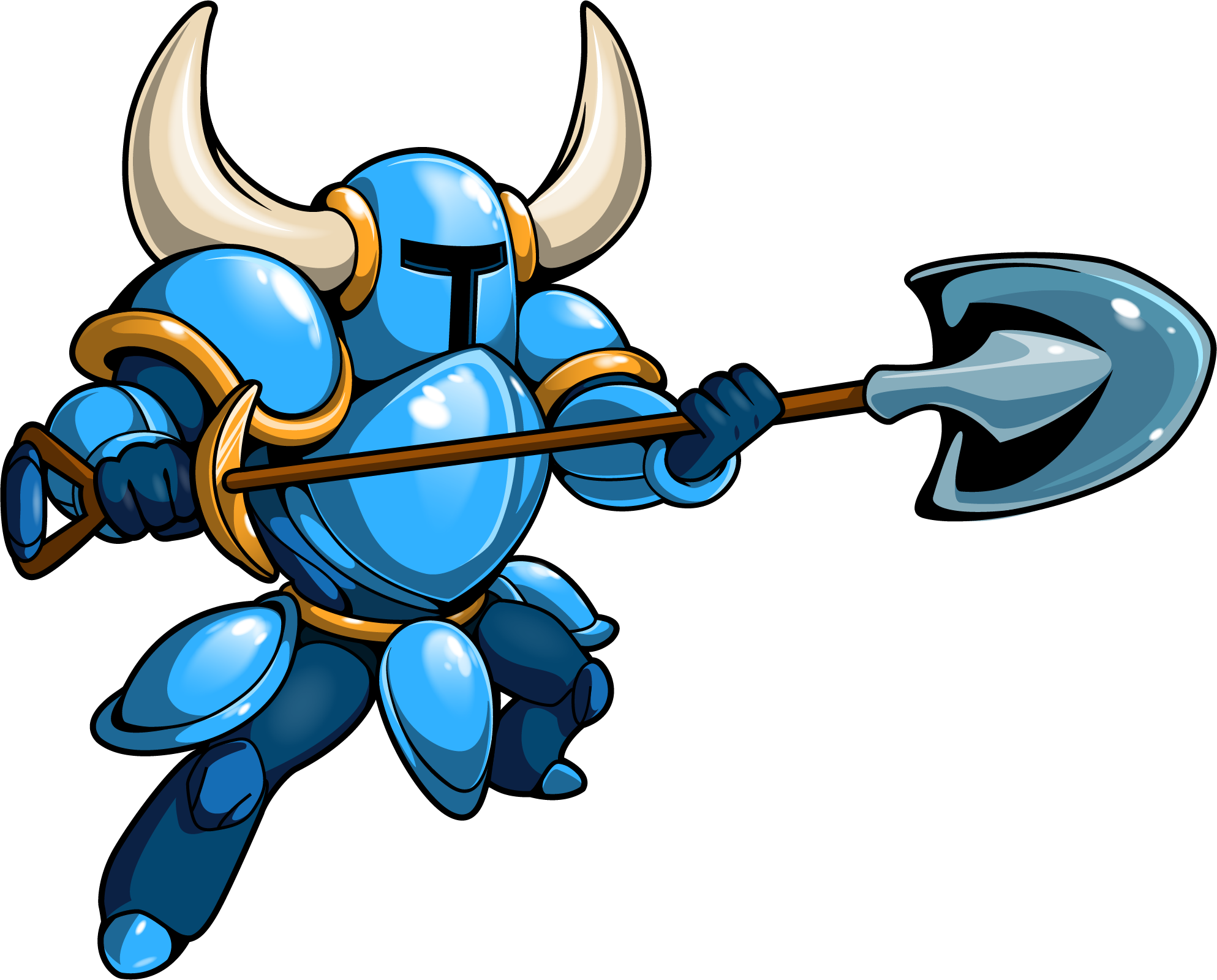 shovel knight png