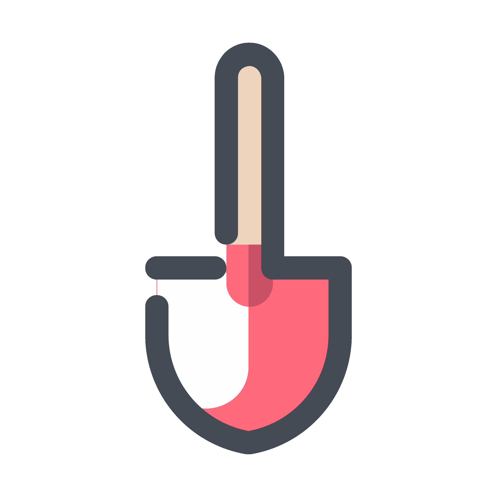 Shovel vector png. Fire icon free download