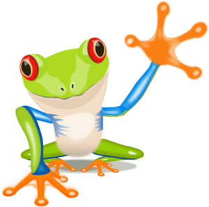 Show and tell clipart pet frog. Theme for preschool a