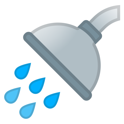 Shower emoji png. Google android oreo