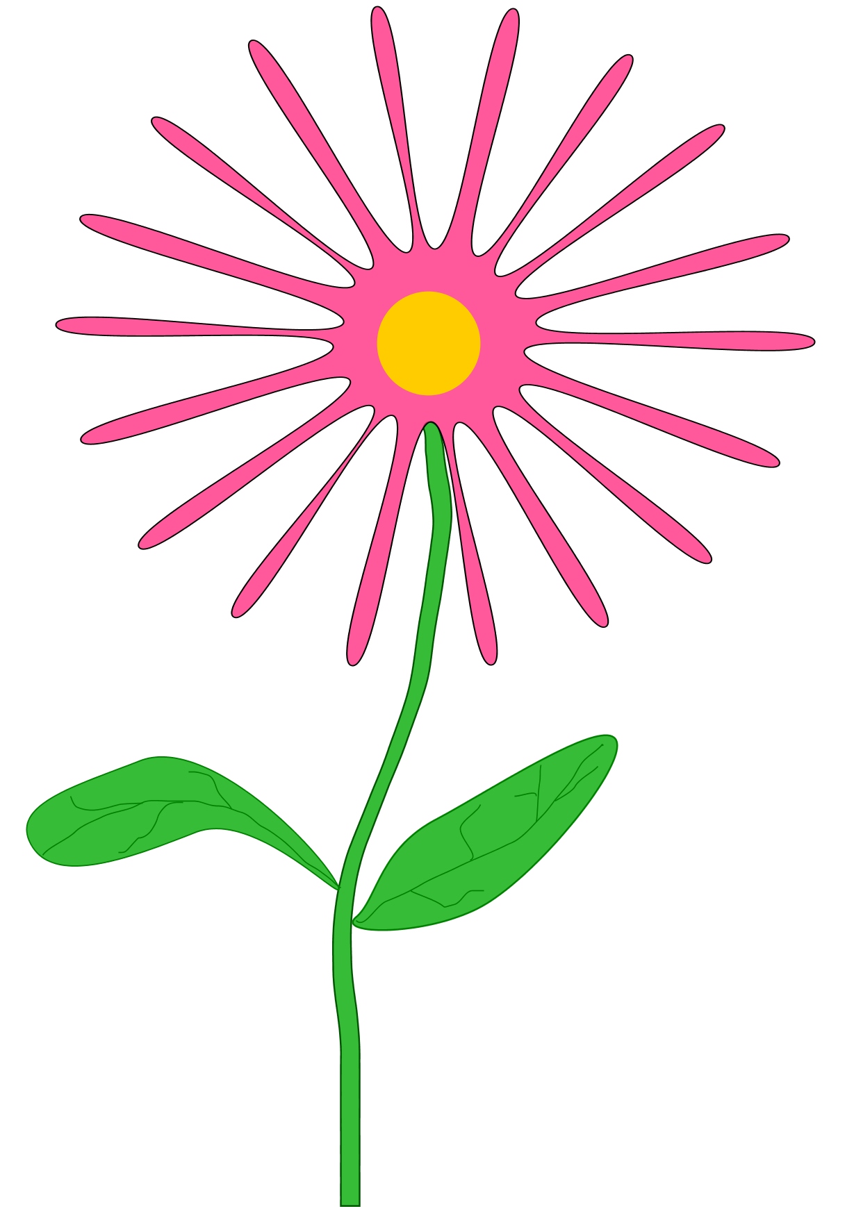 Showering clipart flower. April flowers showers free