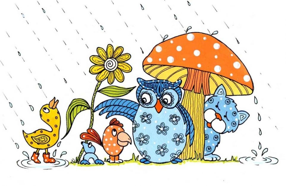 Showers clipart shawer. April may flowers bring