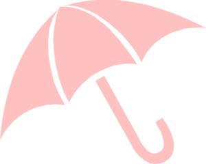 Showers clipart umbrella. Clip art at clker