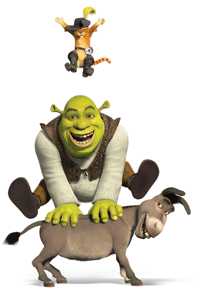 Shrek and donkey png. Sitemap puss