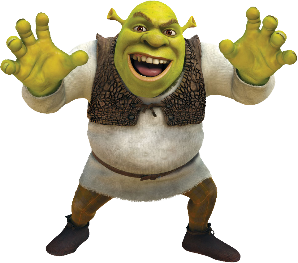 Shrek meme png. Death battle fanon wiki