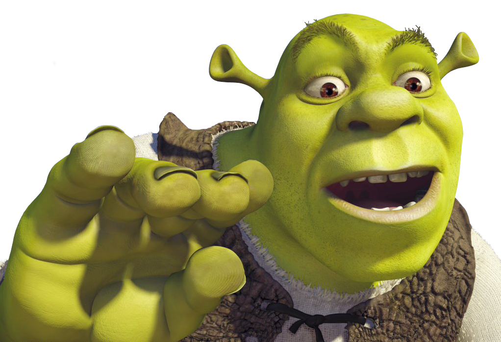 Shrek meme png. Image psd animal jam