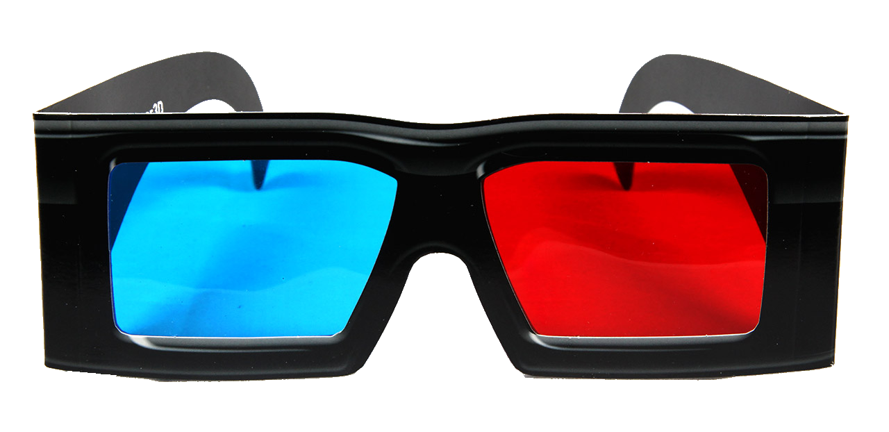 Shutter glasses png. Polarized d system icon