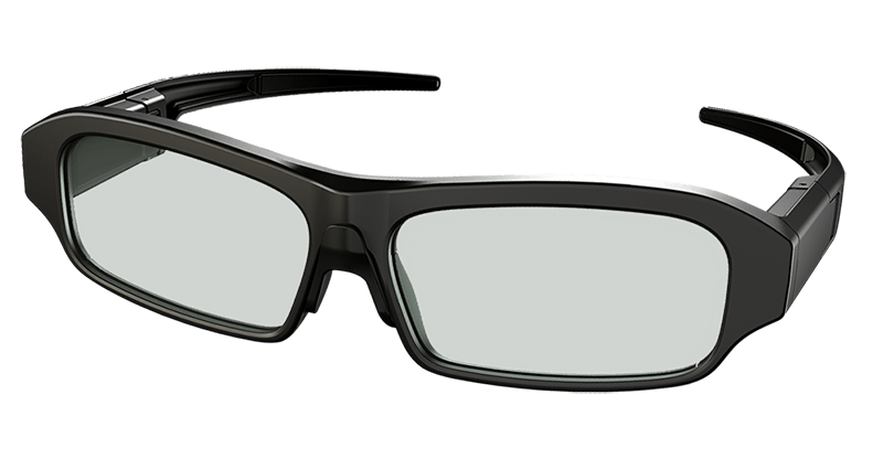 Shutter glasses png. Xpand d for jvc