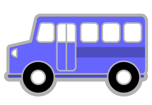Shuttle clipart transportation service. Free bus stop download