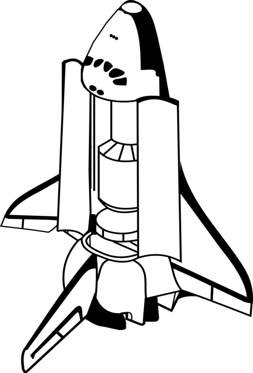 Shuttle clipart space exploration. Computer icons program drawing