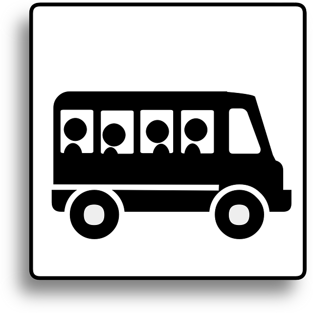Shuttle clipart transportation service. Pool and ski options