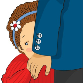 Shy clipart shy child. Your